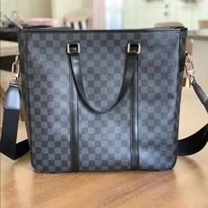 Authentic Louis Vuitton Tadao Tote bag